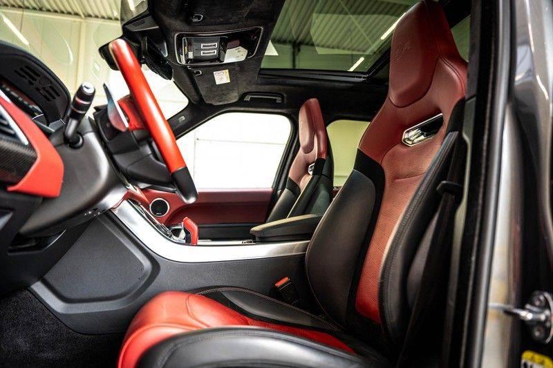 Land Rover Range Rover Sport P575 SVR | Panorama | Stoelkoeling | HUD | Carbon afbeelding 8