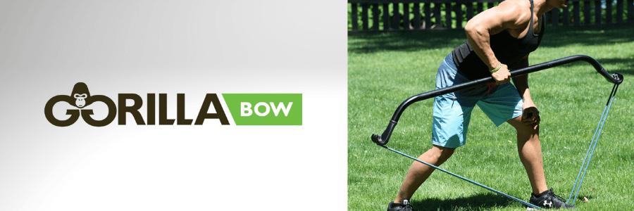 Gorilla Bow Review - Row