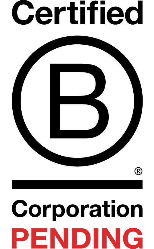 Certified B Corporation Pending Logo