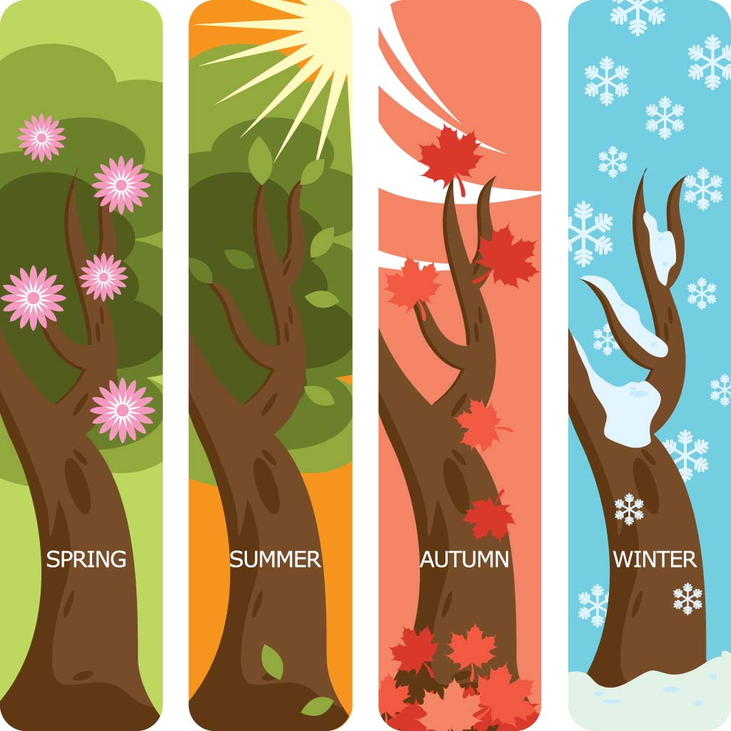 A quiz about seasons