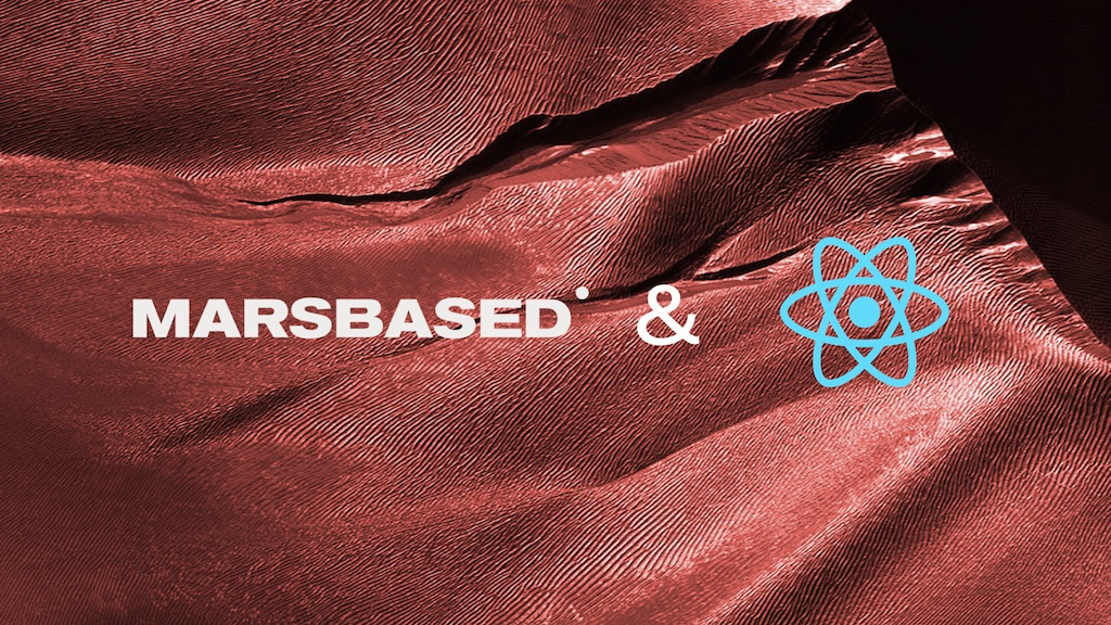 MarsBased & React