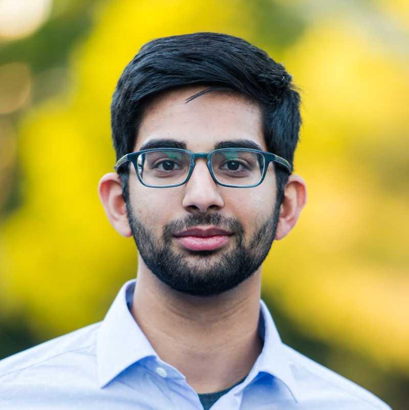 Aakash Shah's Headshot