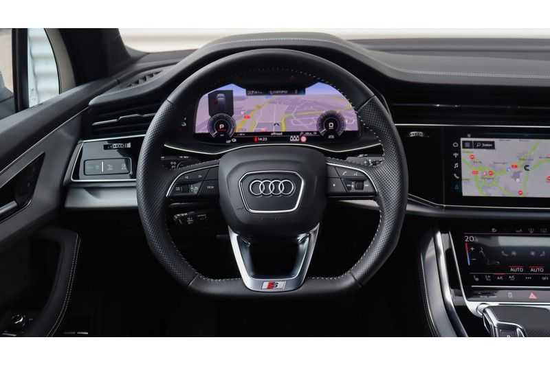 Audi Q7 60 TFSI e quattro Competition Panoramadak, BOSE, Massage, Ruitstiksel, Trekhaak afbeelding 7