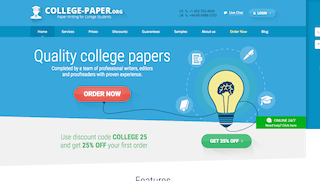 college-paper.org main page