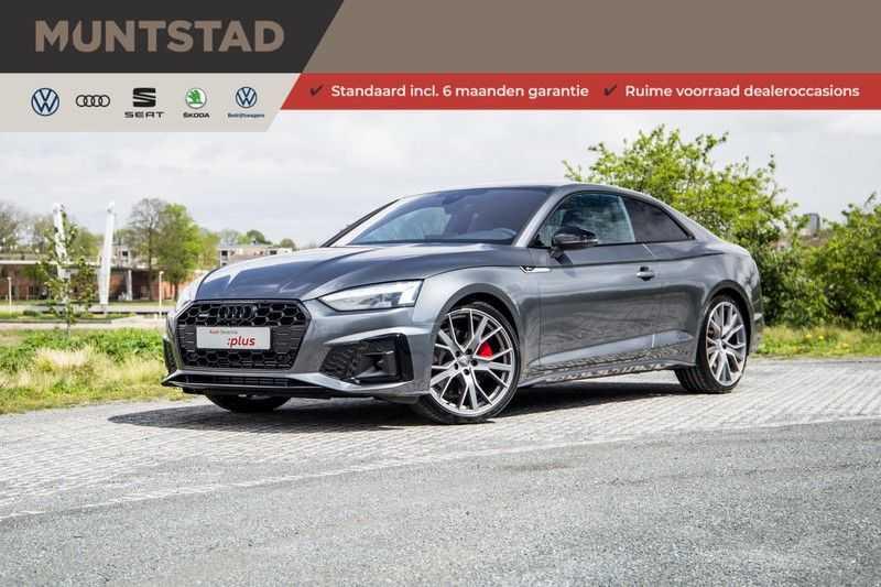 Audi A5 Coupé 45 TFSI quattro S edition Edition One   2 x S-Line   Navigatie   360 Camera  Head-Up Display   Leder/carbon interieur   Matrix LED   S-Sportstoelen   Garantie tot 10-2025* afbeelding 25