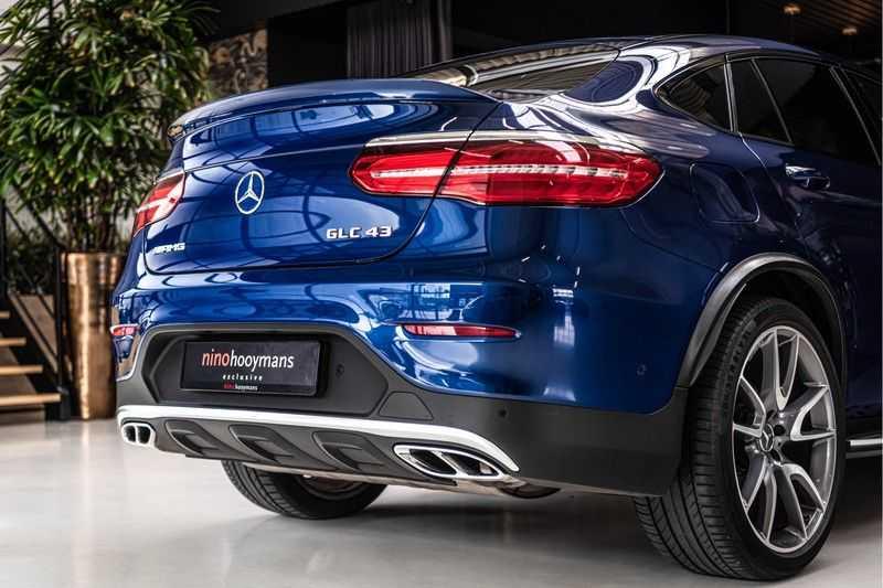 Mercedes-Benz GLC Coupé 43 AMG 4MATIC | Burmester | Memory | Head Up-Display | Stoelverwarming V+A afbeelding 13