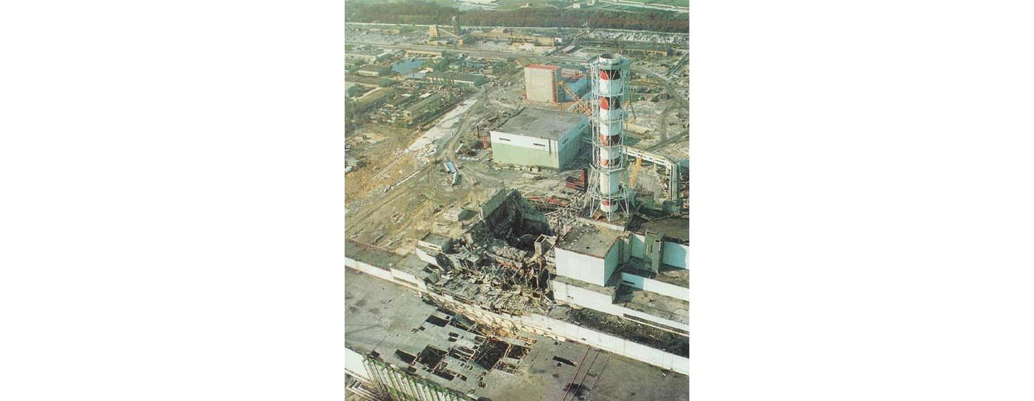 Четвертый блок ЧАЭС. Источник: ru.wikipedia.org