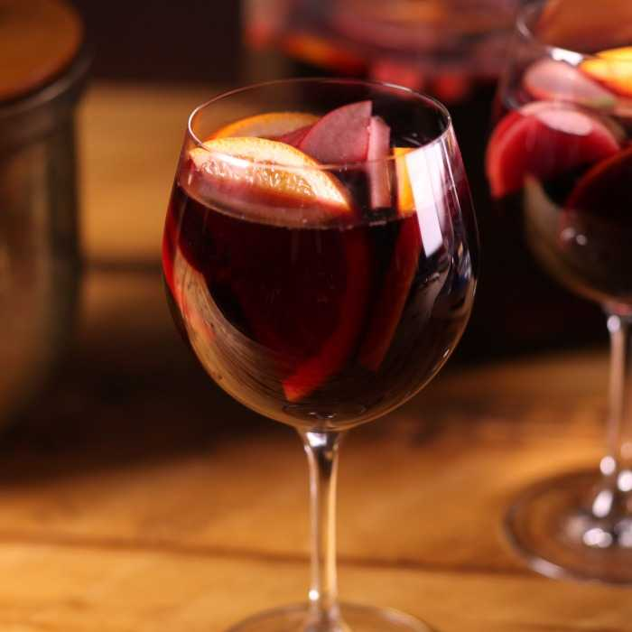 Sangria The  Best Cocktail