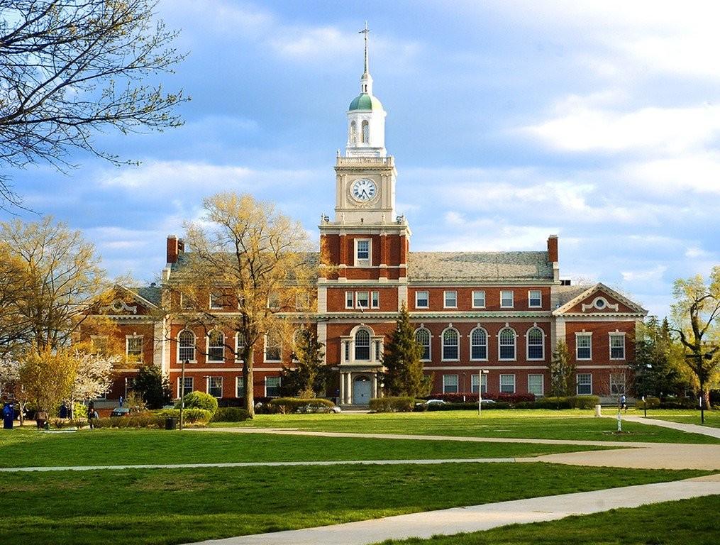 Howard University Founders Library