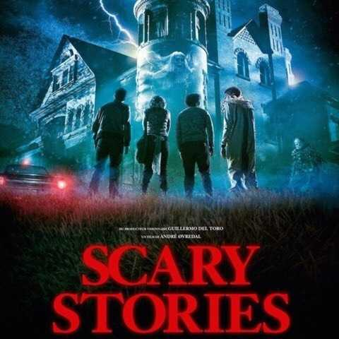 Scary Stories to tell in the dark. Trailer music by @deadlyavenger with Riptide Music