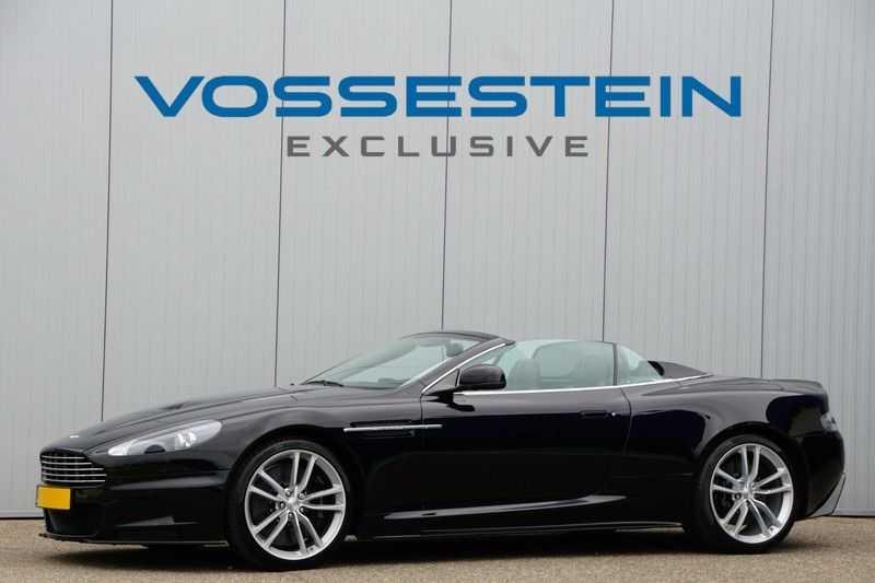 Aston Martin DBS Volante 6.0 V12 6-Speed Manual *!*Only 43 worldwide*!* afbeelding 1