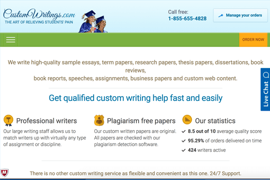 top essay writing service reviews by anonymous students  customwritings