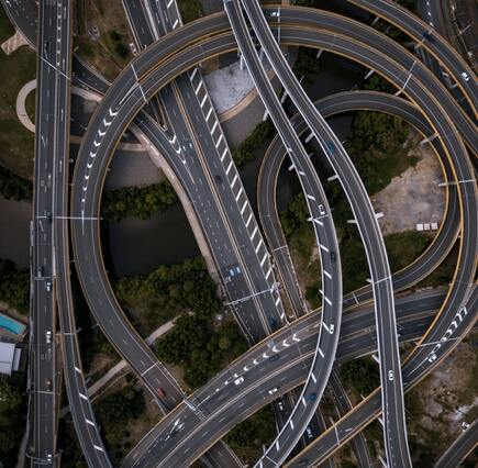 Drone services for Transportation, Roadways, Railways