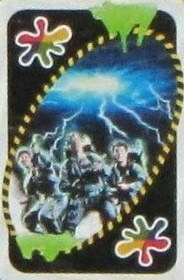 Ghostbusters Uno (Crossing the Streams Card)