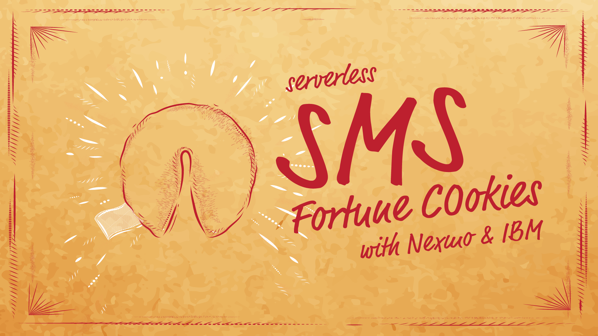 Serverless SMS Fortune Cookies with Nexmo and IBM