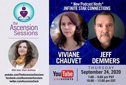 Ascension Sessions Promo Banner