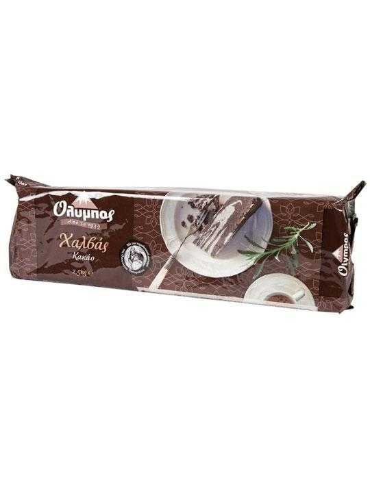 Halvas with cocoa - 2.5kg