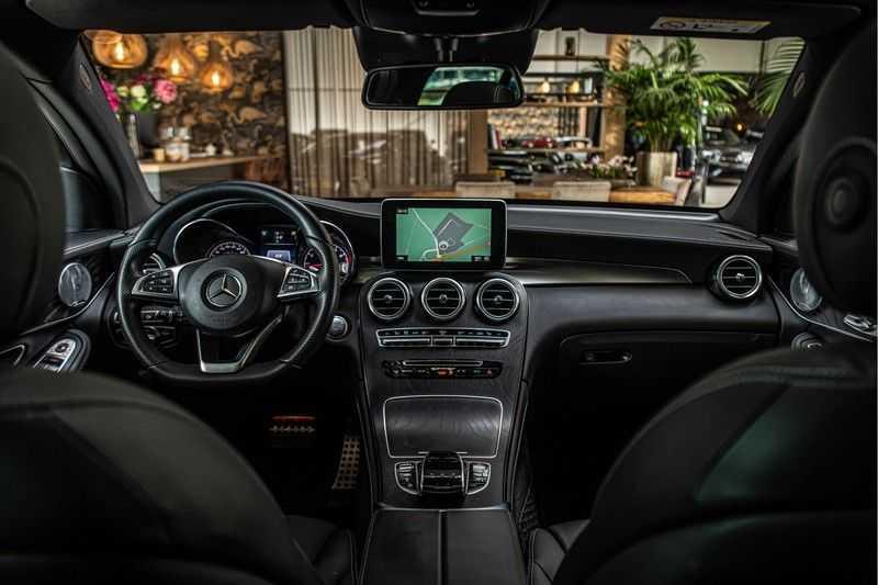 Mercedes-Benz GLC Coupé 43 AMG 4MATIC | Burmester | Memory | Head Up-Display | Stoelverwarming V+A afbeelding 25