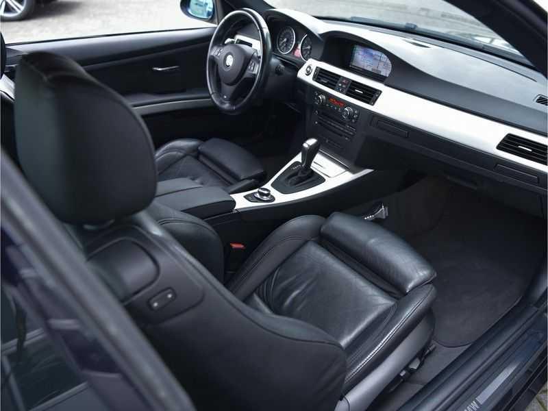 BMW 3 Serie Coupe 335i High Executive M-Perf uitlaat Leer Navi Breyton velgen 1e eigenaar afbeelding 12