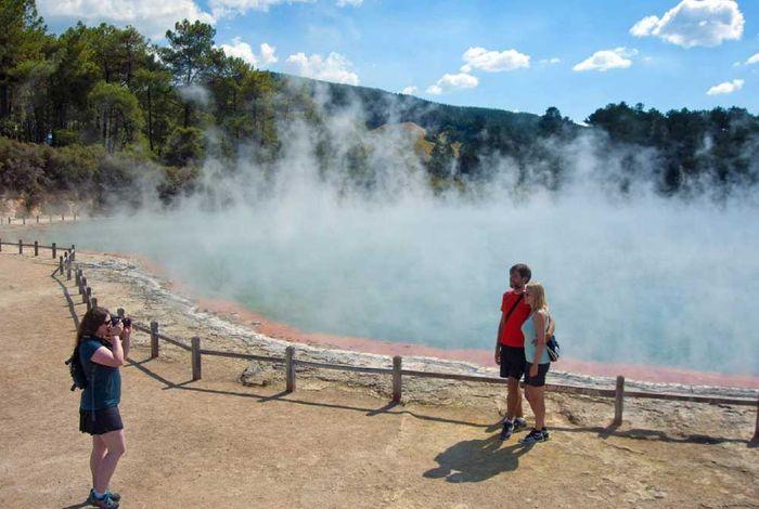 Geo Thermal Tour