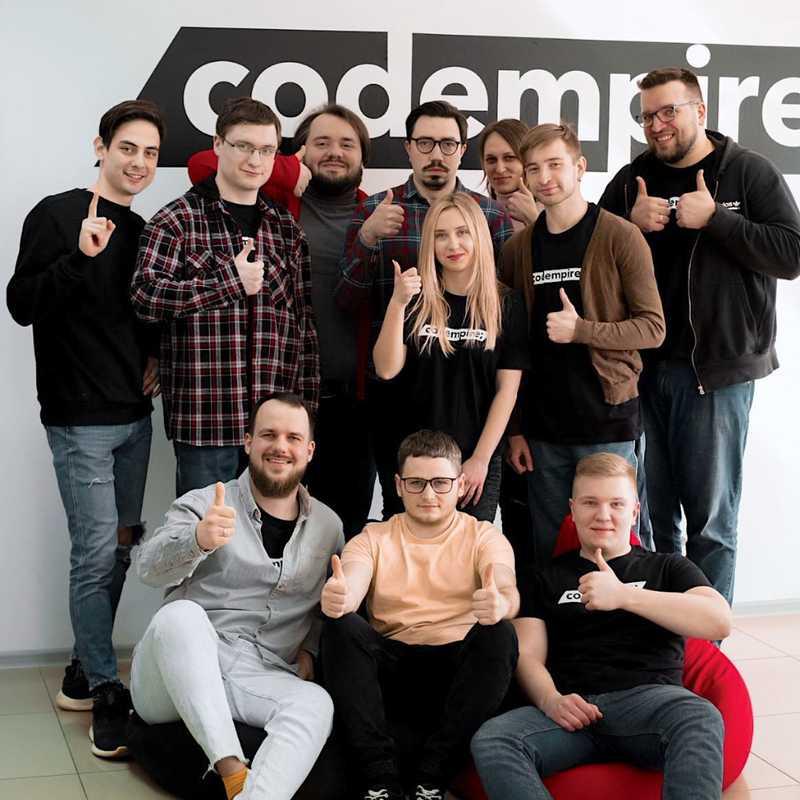 Codempire team