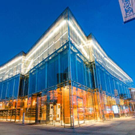 Edificio cristales
