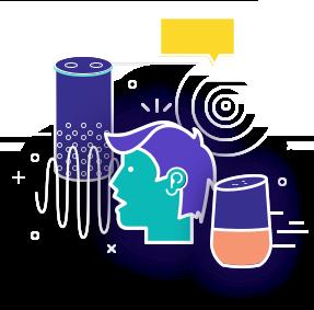 Conversational interface elements