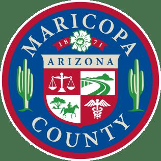 logo of County of Maricopa