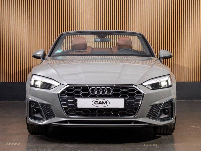 Audi A5 Cabriolet 40 TFSI Aut. S-LINE afbeelding 10