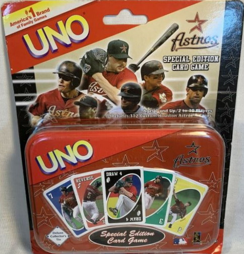 Houston Astros Uno (2005)