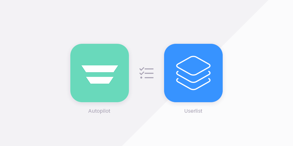 Autopilot vs Userlist