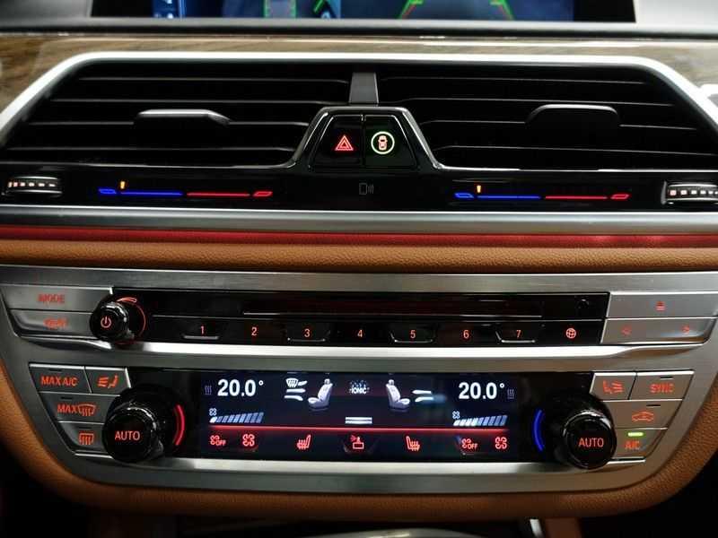 BMW 7 Serie 730d XDrive M-Sport Individual 266pk Aut- Alle mogelijke optie's- nwpr 153.866,- afbeelding 15