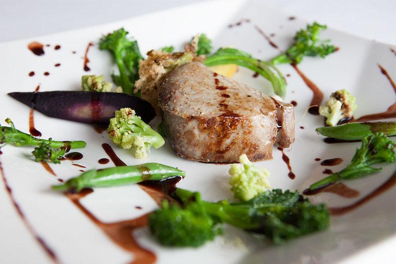 西宮・夙川のフレンチレストラン「ル ベナトン」 ブルギニオンコース