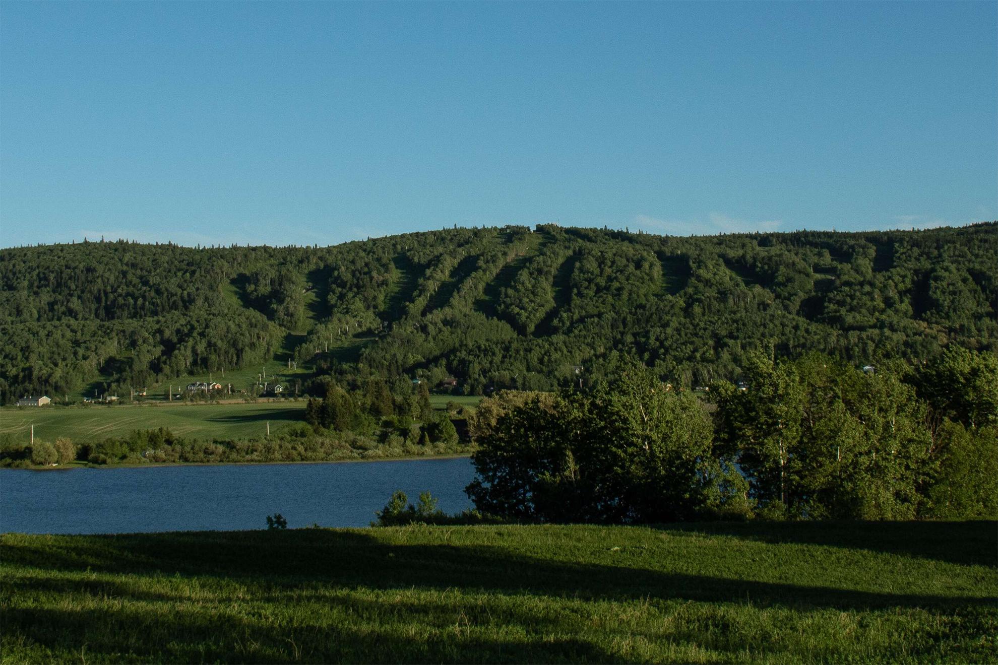 Lac Marco - Mont Lac-Vert