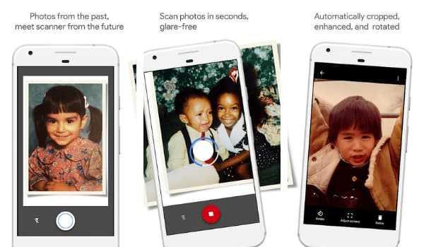 Google Photo Scan