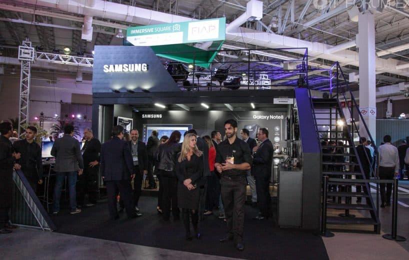 IT Forum - Samsung - Expo Transamérica - São Paulo, SP