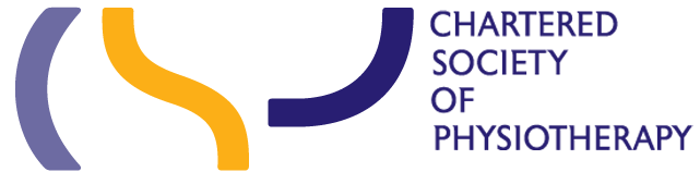 Chartered Society of Physiotherapists logo
