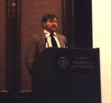 Laird Wilcox at Bethesda, MD
