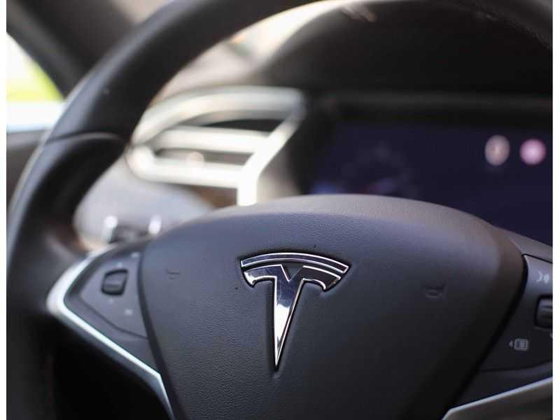 Tesla Model S 75D Base *4% t/m 06-'23*5-persoons*AutoPilot* afbeelding 20