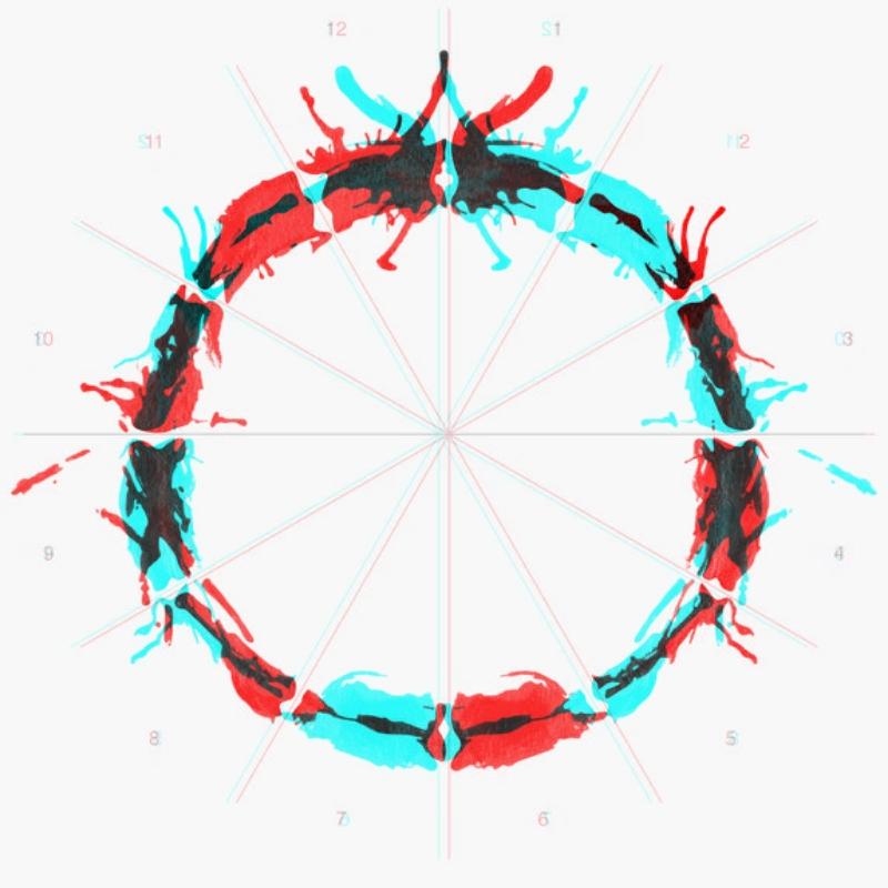 Ícone da linguagem do filme Arrival, de 2016
