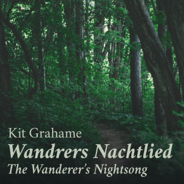 Wandrers Nachtlied
