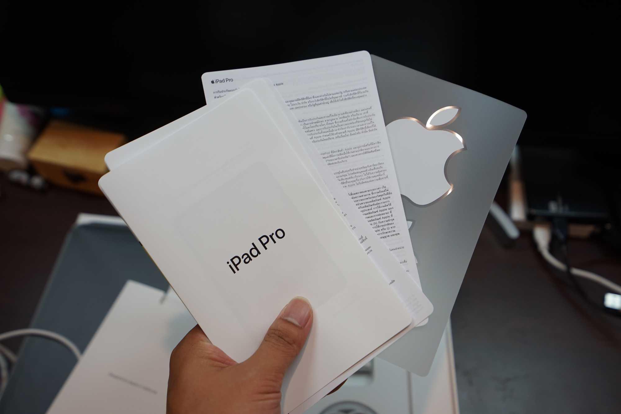 iPad Pro 11-inch Paper Work
