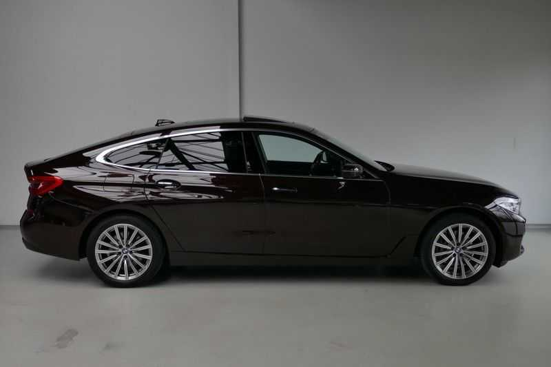 BMW 6 Serie Gran Turismo 640i xDrive High Executive Luxury line afbeelding 10