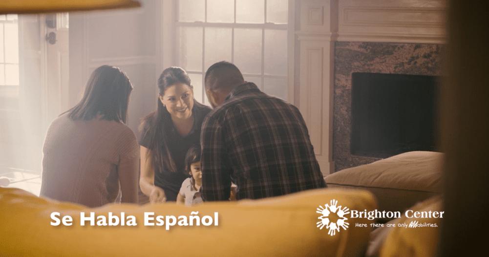 Brighton Center Spanish Print Ad