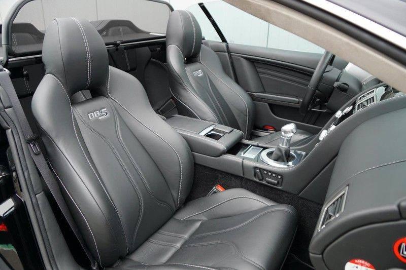 Aston Martin DBS Volante 6.0 V12 6-Speed Manual *!*Only 43 worldwide*!* afbeelding 6