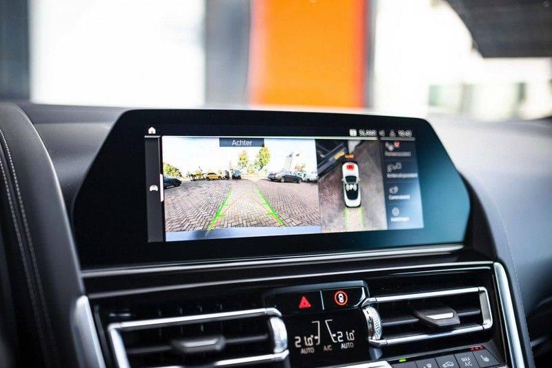 BMW 8 Serie 840d xDrive High Executive *Laser / Harman-Kardon / HUD / Nachtzicht / Carbon / ACC / Nekverwarming* afbeelding 13