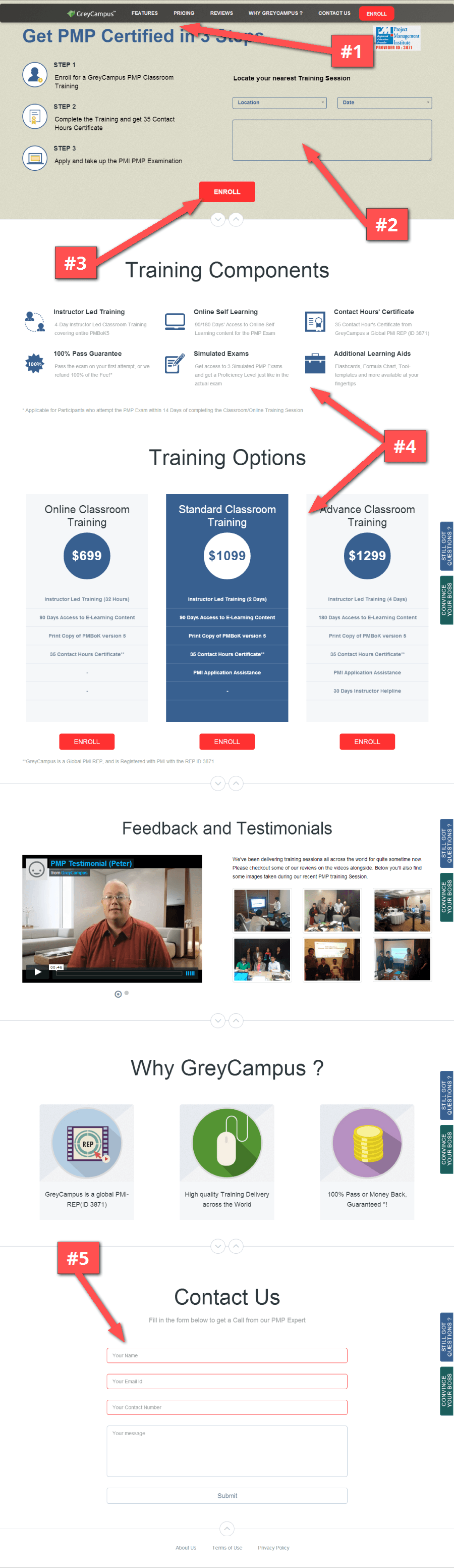 Grey-Campus-Landing-Page-Design-Review