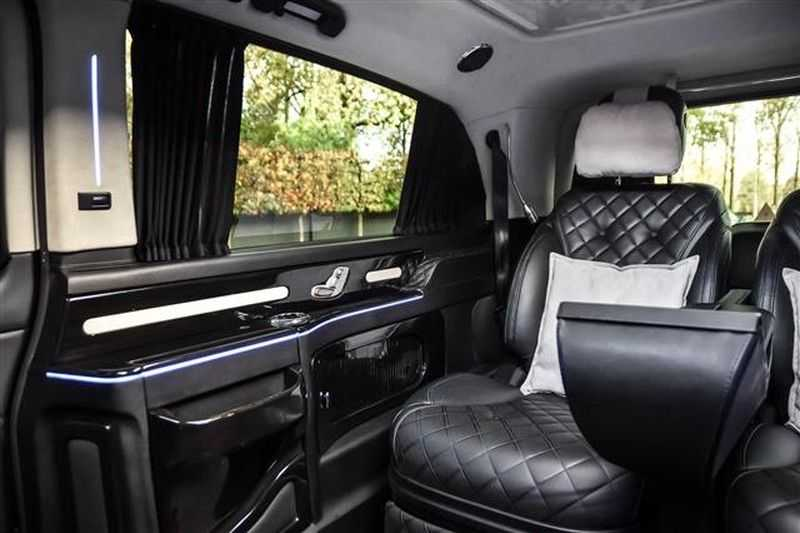 Mercedes-Benz V-Klasse V250D LANG VIP TV+4X CAPTAIN SEATS+CAMERA afbeelding 24
