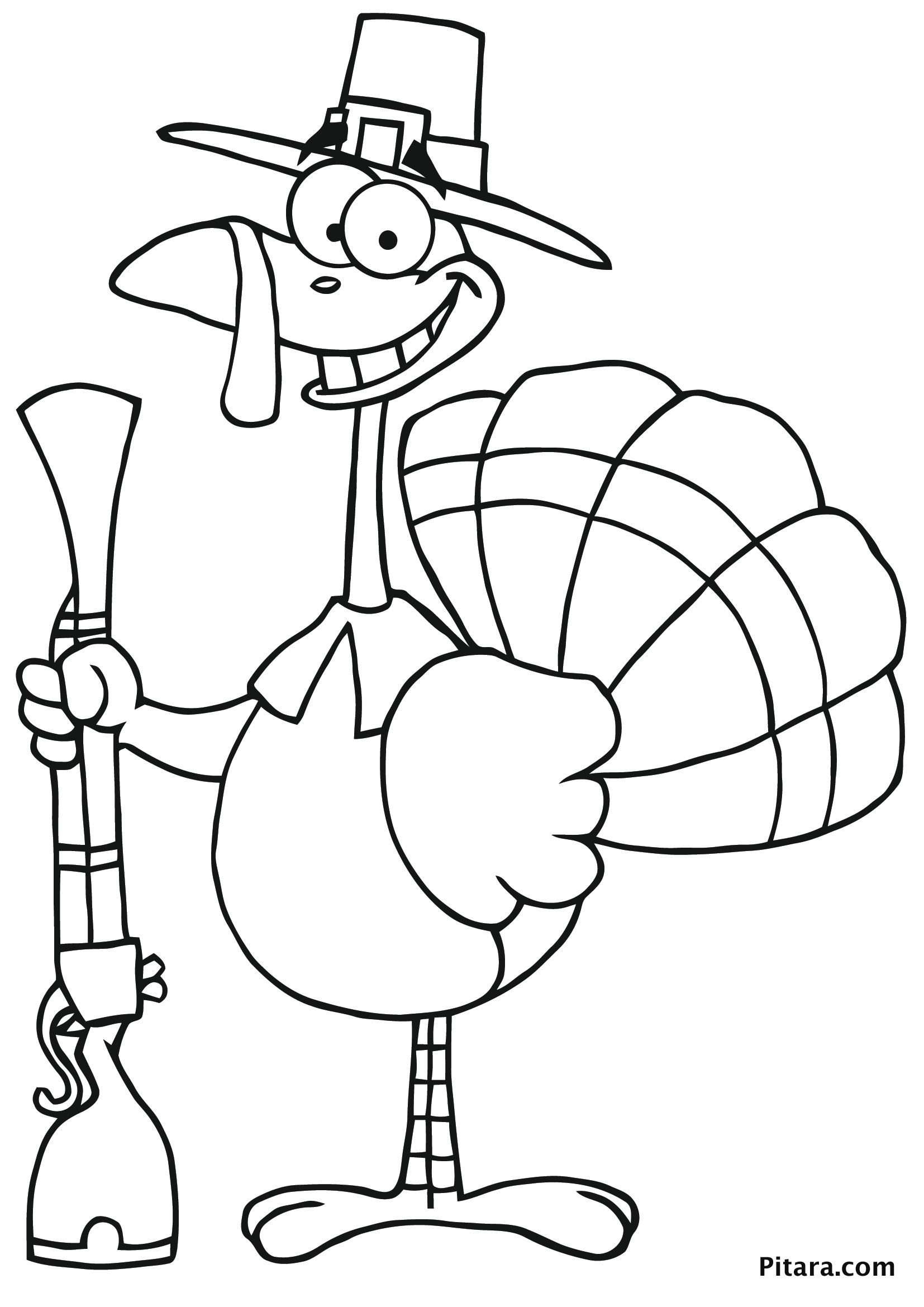 Hunter Turkey