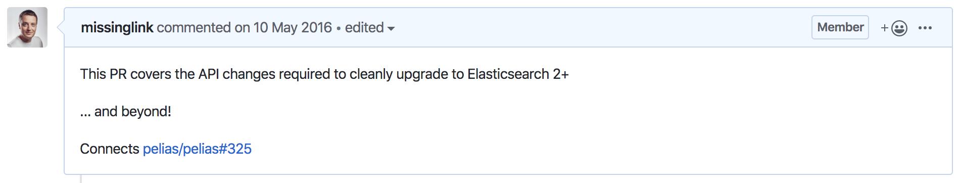 Elasticsearch 2